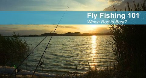Fly Fishing 101 – Which Fly Fishing Rod is Best for You?