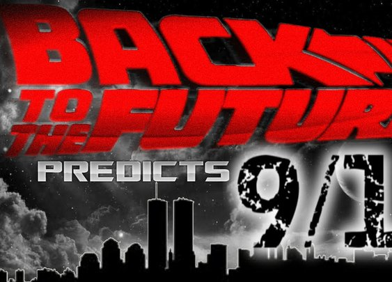 BACK TO THE FUTURE predicts 9/11 - YouTube