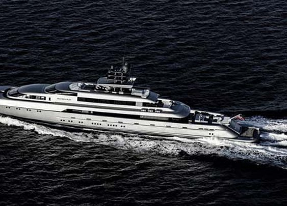 Silver Fast Superyacht