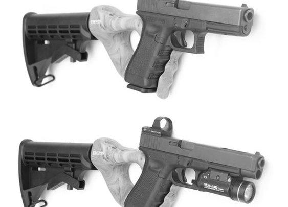 Non-NFA PistolButtstock