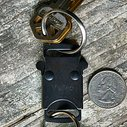 Quick Release Key Ring + Buckle System -