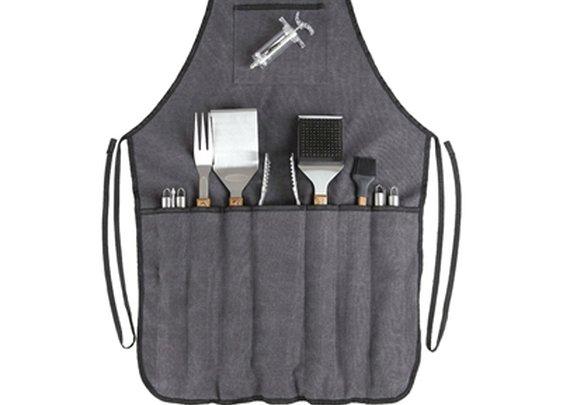 SheilaShrubs.com: Elite Stainless Steel BBQ Tool Set 61932 by Fire Sense: BBQ Accessories