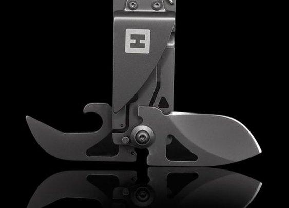 Heinnie Haynes Carabiner Knife