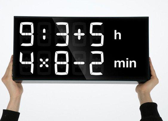 Albert Digital Clock
