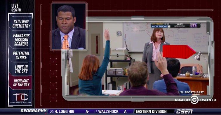 What If ESPN SportsCenter Was About Teachers?