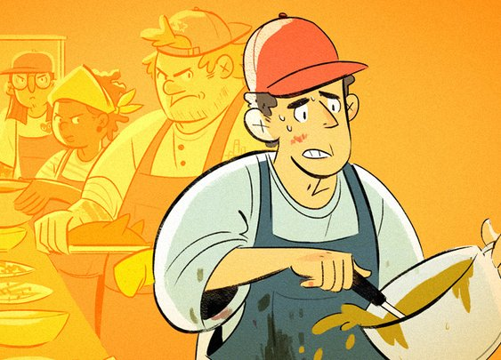 The Life Cycle of a Modern-Day Chef | First We Feast