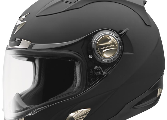 Scorpion EXO-1000 Full Face Helmet - Matte Black
