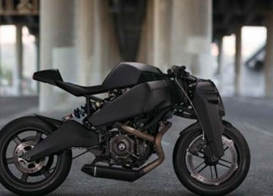 Watch How Ronin 47 Motorcycle is Made