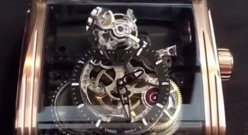 A Compilation Of The World's Most Incredible Watch Mechanisms - Digg