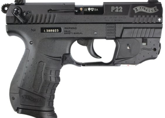 WALTHER SW P22 .22LR PISTOL 3.42 BARREL @ Vance Outdoors