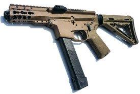 Side Charging 9mm AR15