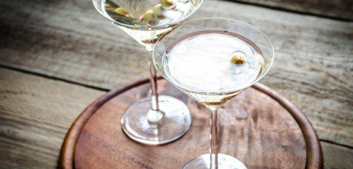 Basic Jalapeño Martini Recipe