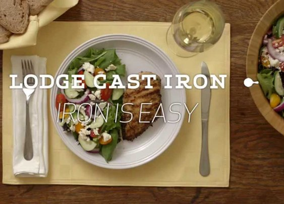 How to Sear Chicken in a Cast Iron Grill Pan