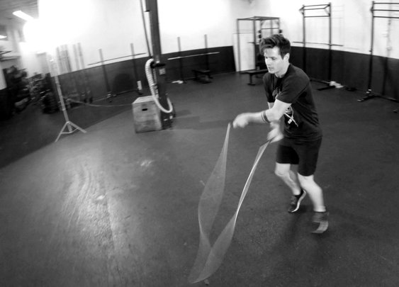 Insane Jump Rope Tricks