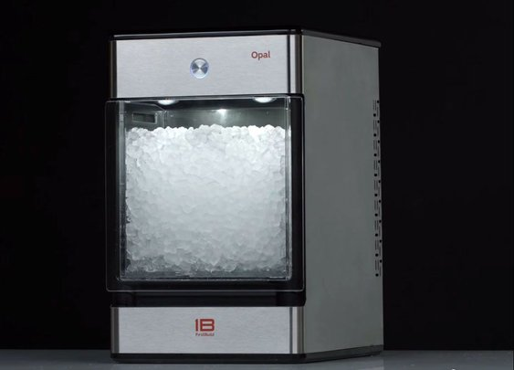 Ice Freaks Love GE's Weird New Ice Machine