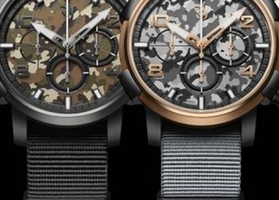 This season's best military-inspired watches for men