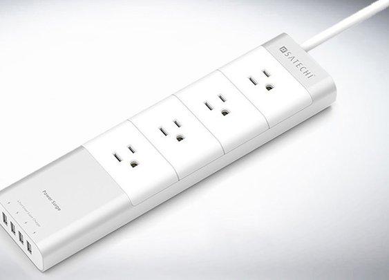 Satechi Aluminum Power Strip