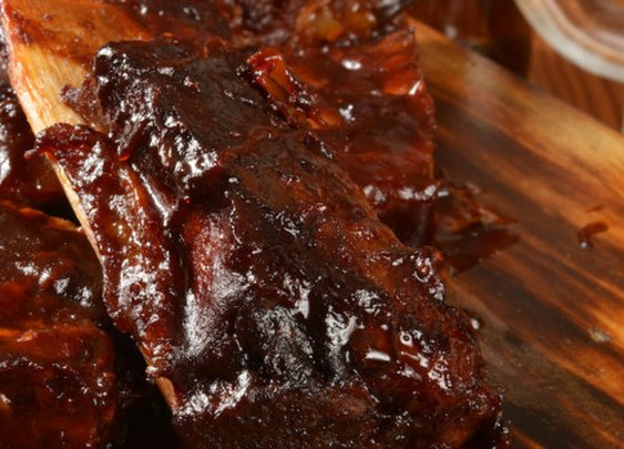 Sweet Maple Chipotle Barbecue Sauce