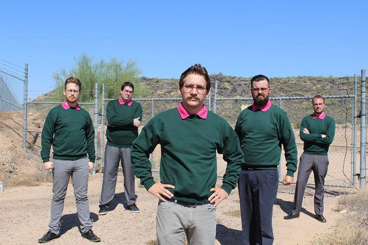There is a Ned Flanders-themed metal band called Okilly Dokilly