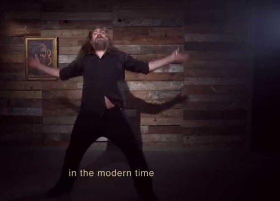 "The White Buffalo - ""Modern Times"" Lyric Video"