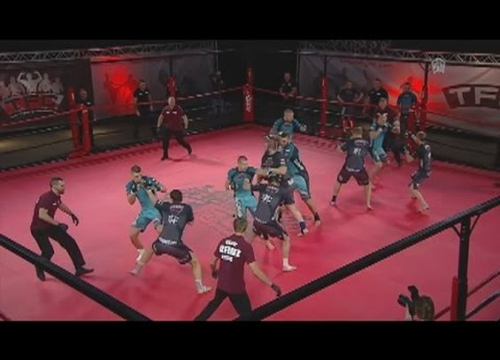 Warning: Violent and Stupid - Team Fighting Championship  - YouTube