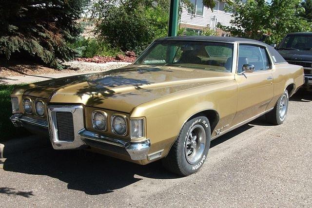 Affordable Classic Cars: The Second Generation Pontiac Grand Prix (1969-1972)   Blackburns