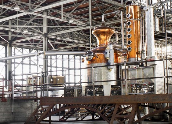 10 U.S. Distilleries with Distinctive History | Chilled Magazine