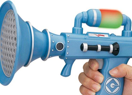 Dublin airport seizes toddler's fart gun over security concerns
