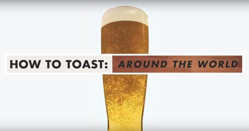 How to Toast Around the World - YouTube