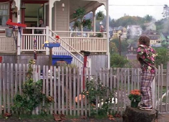Goonies house shut down after owner gets sick of people doing the Truffle Shuffle on the lawn - News - Films - The Independent