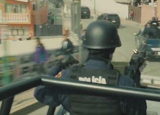 Welcome To Juarez:Sicario