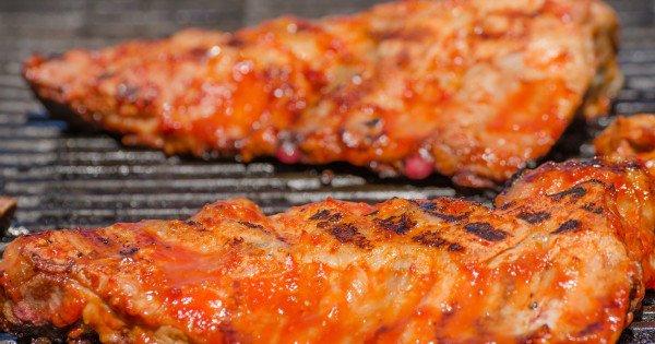 Spicy Habanero Marinade