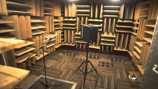 Orfield Anechoic Chamber Is World's Quietest Place | Oddity Central - Collecting Oddities
