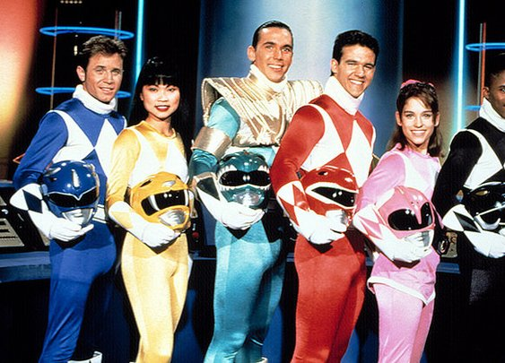 Three things you did not know about the Power Rangers - Persona Paper