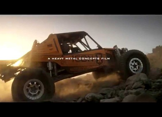 "2015 Nitto King of The Hammers Presented by 4 Wheel Parts Official Trailer ""The Kingdom"""