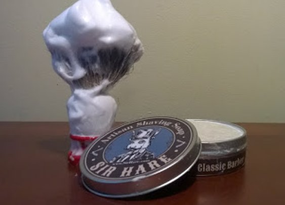Sir Hare Shave Soaps and Head Shaving Oils Available at TheShavingEdge.com
