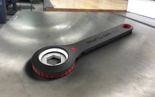 The Aperture Wrench