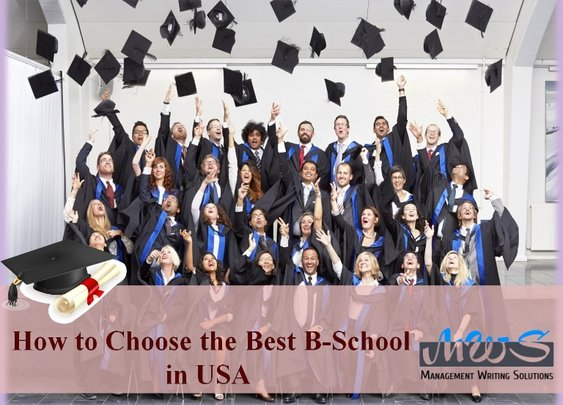 How To Choose The Best B-Schools In USA