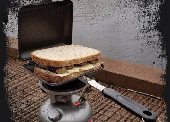 Sandwich Toaster | RidgeMonkey