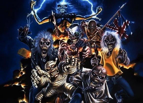 Lifelong Dirtbag: The Eternal Importance Of Iron Maiden - Stereogum