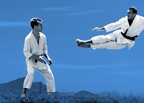 One Hundred Years of Arm Bars