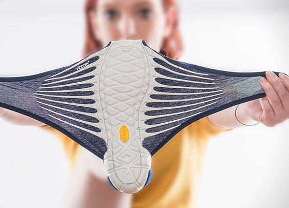 Vibram Furoshiki Shoes