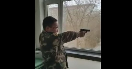 North Korean Shooting Range: Budget Cuts