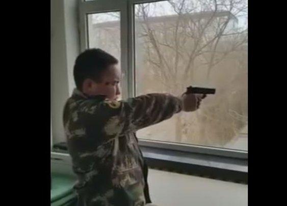 North Korean Shooting Range: BudgetCuts
