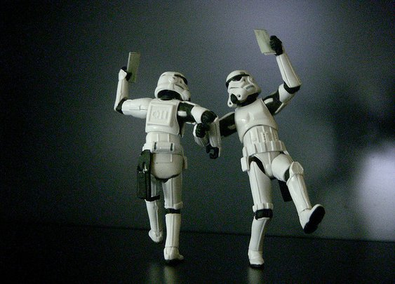 Star Wars: Stormtroopers Are Not Very Effective - Persona Paper