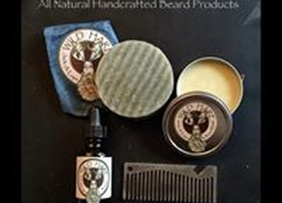 Wild Hare Jack-A-Lope Brand Beard Products