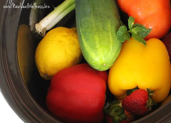 31 Summer Crockpot Recipes | New Leaf Wellness