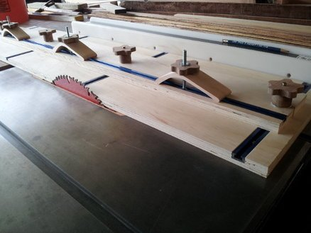 5 Table Saw Jigs Every Woodworker Should Have   Man Made DIY   Crafts for Men   Keywords: woodworking, how-to, table-saw, jig