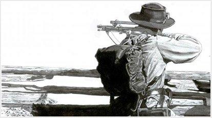 Jack Hinson: The Civil War Sniper - Guns.com