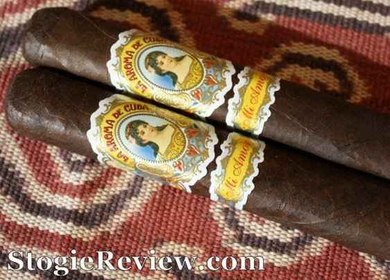 La Aroma De Cuba Mi Amor Robusto - The Stogie Review